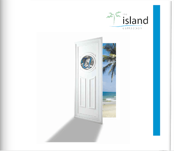 Island Collection uPVC Door Brochure